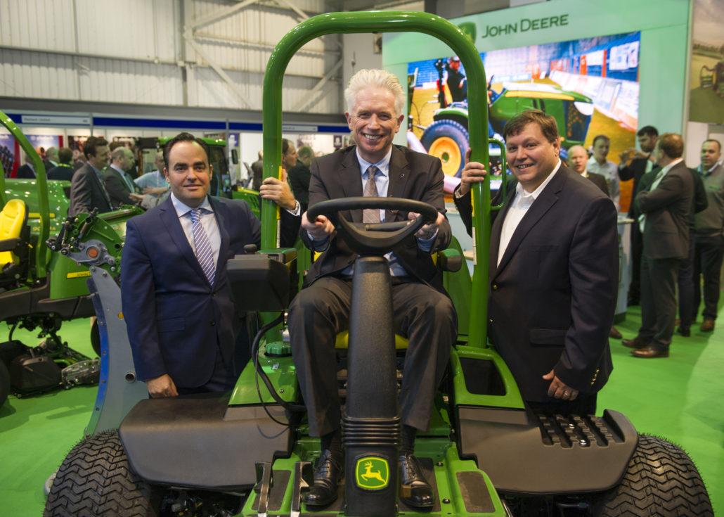 John Deere Partnership Renewed