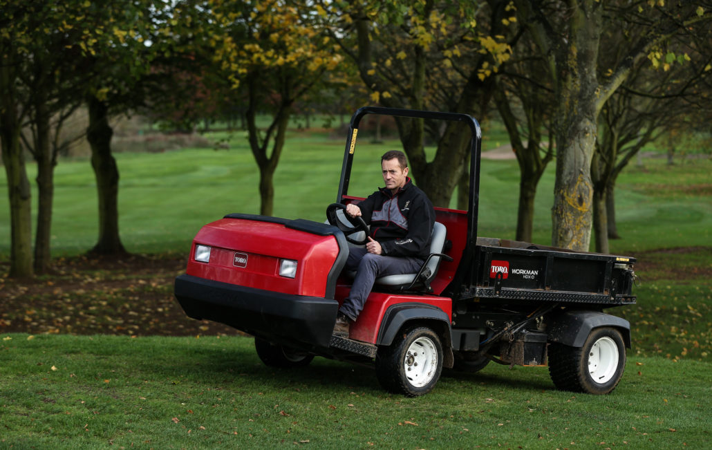 Toro UTV Fleet Increased