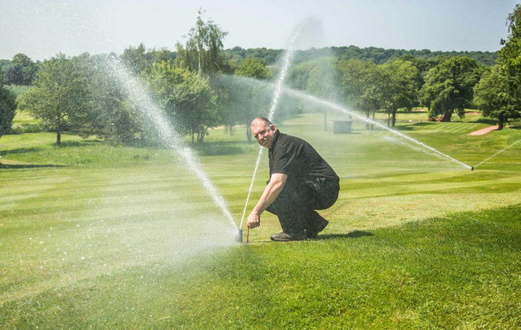 Irrigation With Toro Lynx