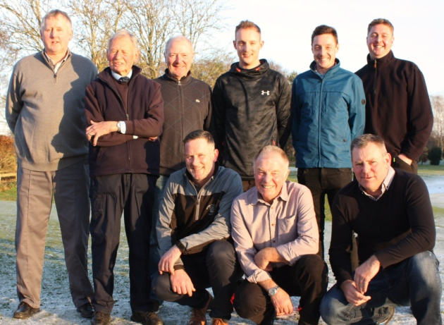 Greenkeeper Retires After 45 Years
