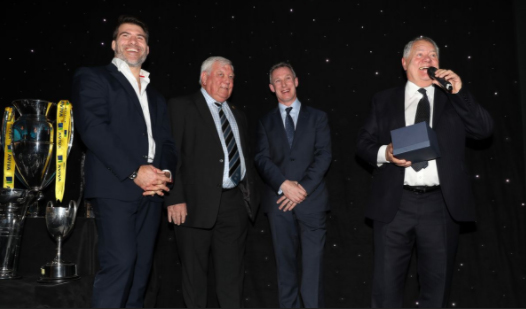 Rugby Groundsman Honoured