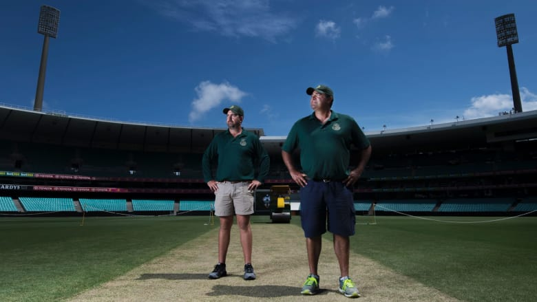 Groundsman Set For Test Debut