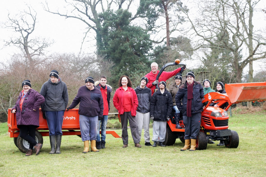 Kubota Helps Keep Wheels In Motion