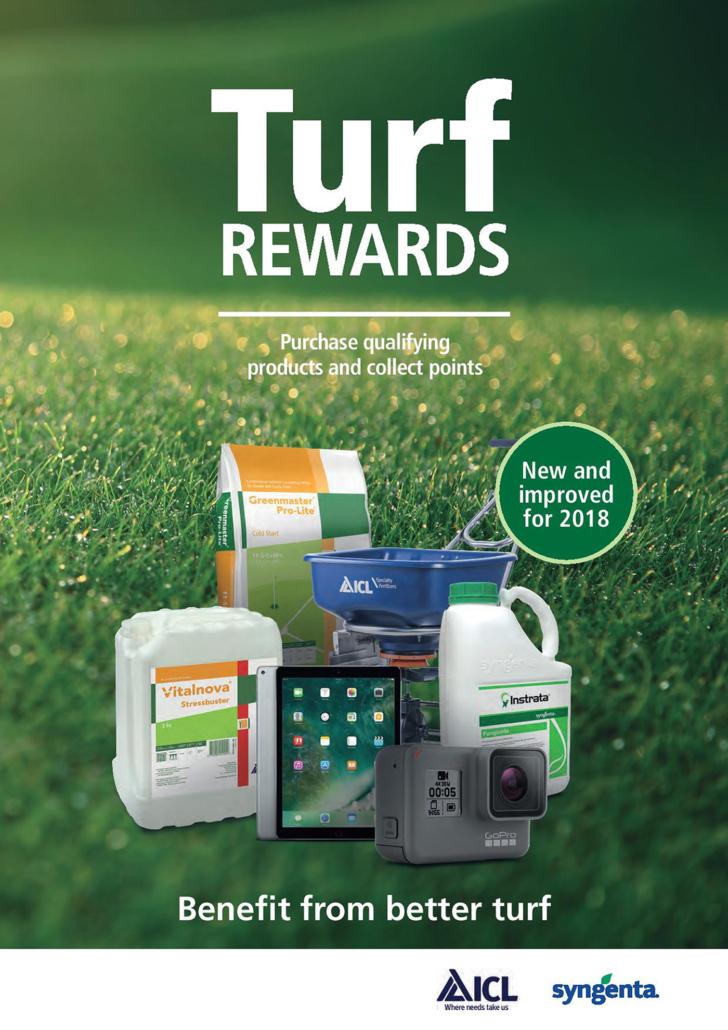 New Turf Rewards