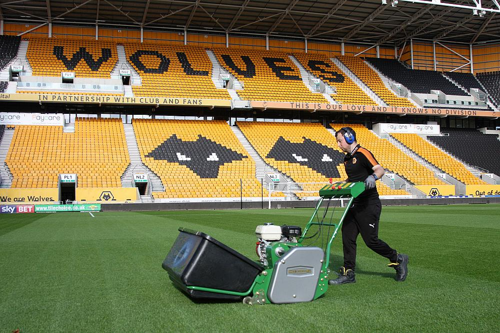 New G860's At Wolves