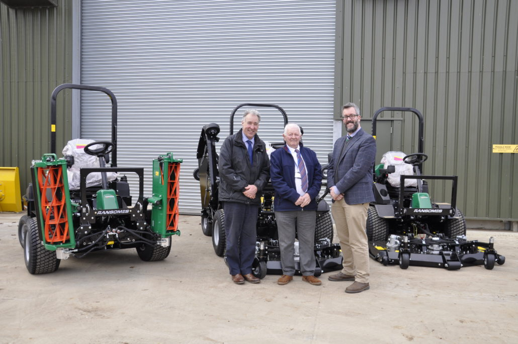 Ransomes Partnership Continues