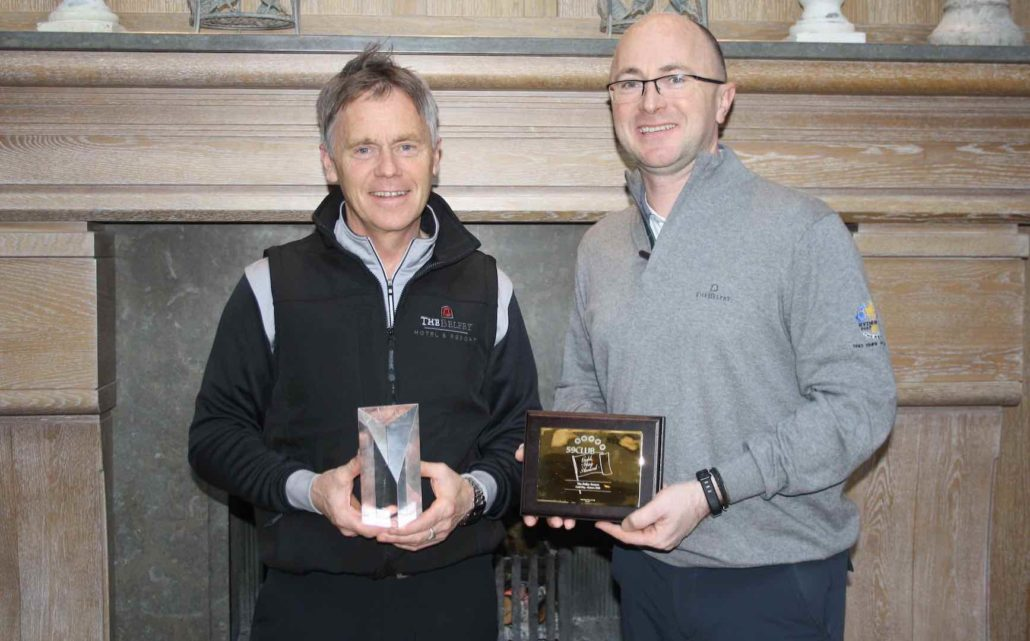 Two Honours For The Belfry