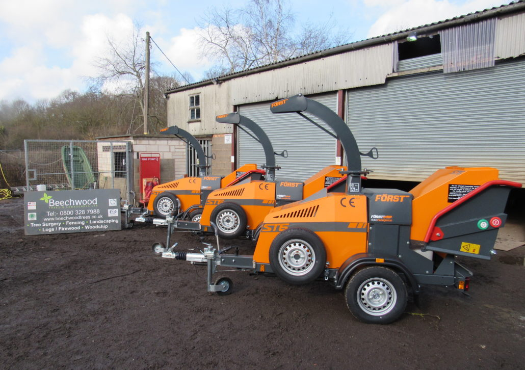 Woodchippers Bought After Trial