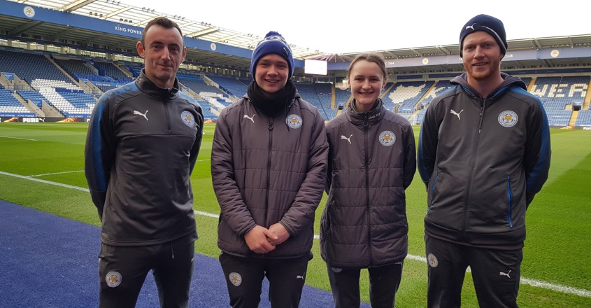 Apprenticeships At Leicester City