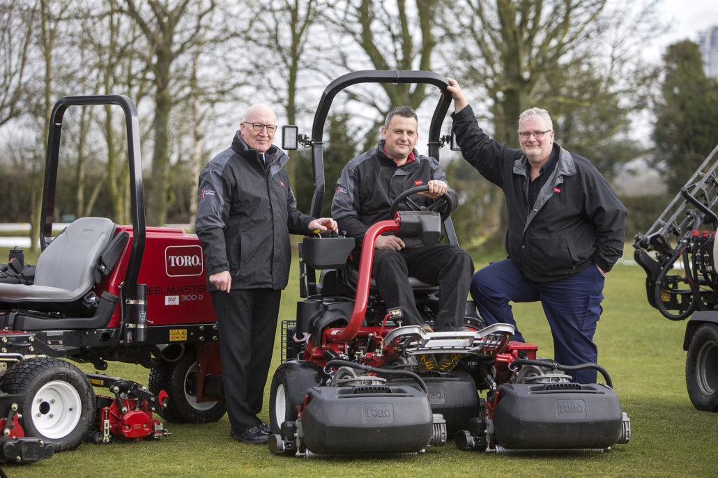 Toro Cuts Machinery Downtime