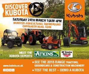 Ireland's First 'Discover Kubota' Event