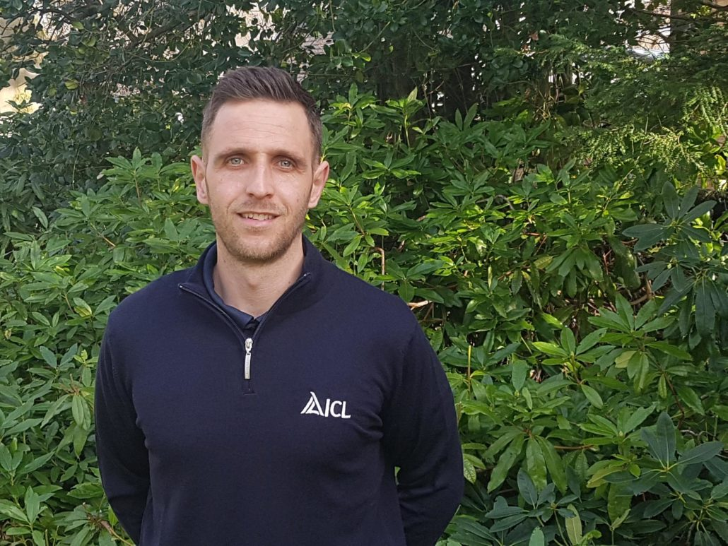 New ICL Area Sales Manager