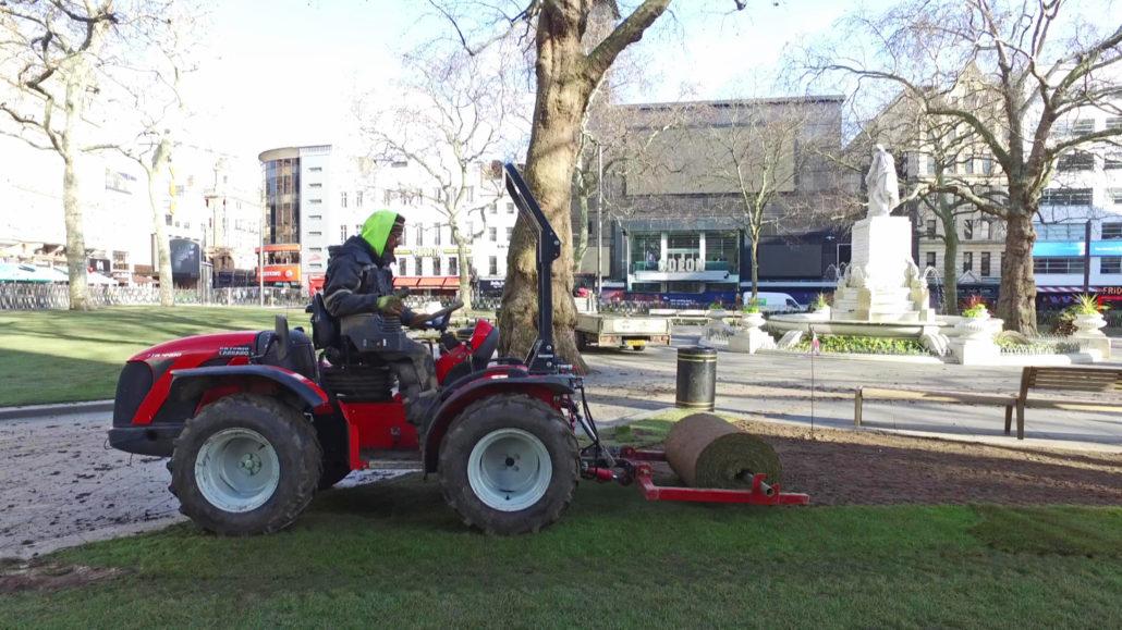 Antonio Carraro Tractors In London
