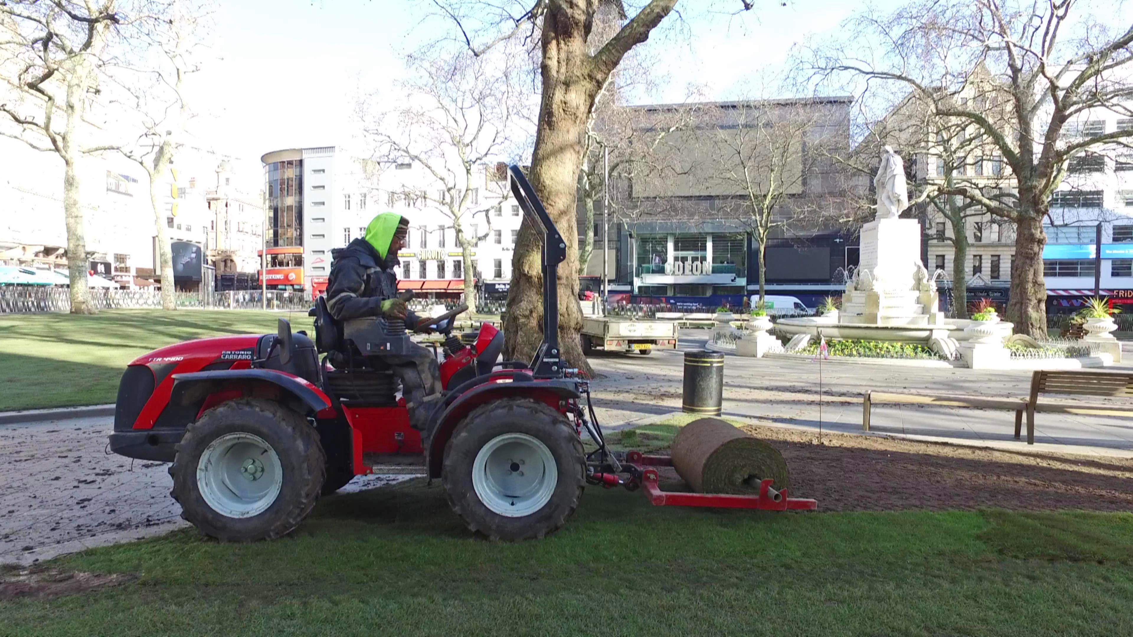 Antonio Carraro Tractors In London  Antonio Carraro...