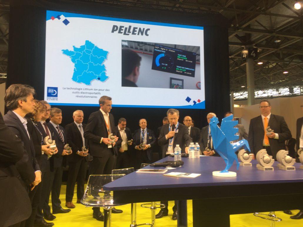 Pellenc's Factory Award