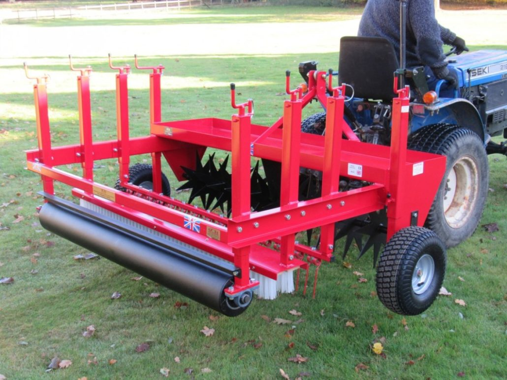 SCH's 'D' Turf Care System