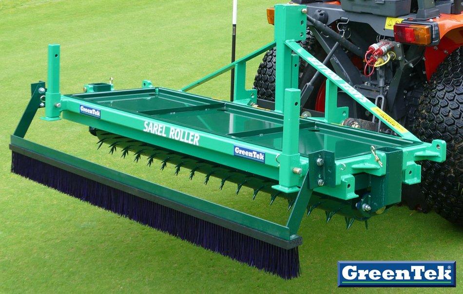 GreenTek's Sarel Roller