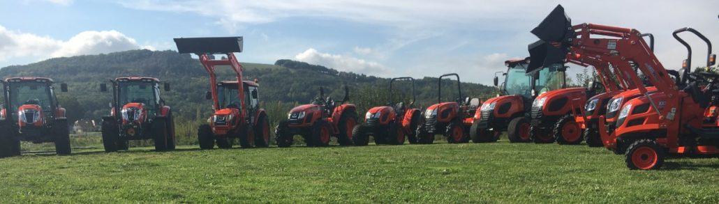 Kioti Tractor's 4 Year Warranty