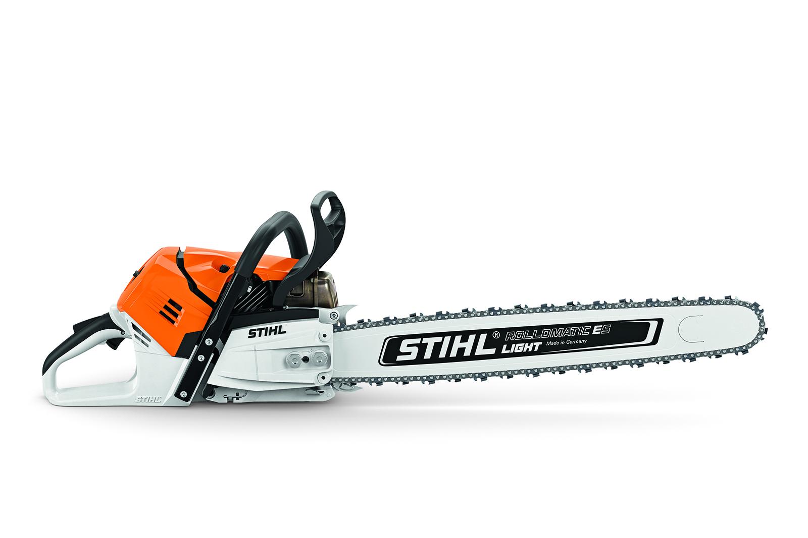 stihl's chainsaw of the future