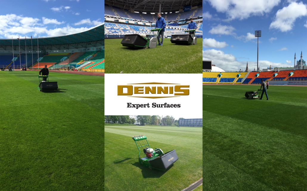 Dennis Prepare For The World Cup