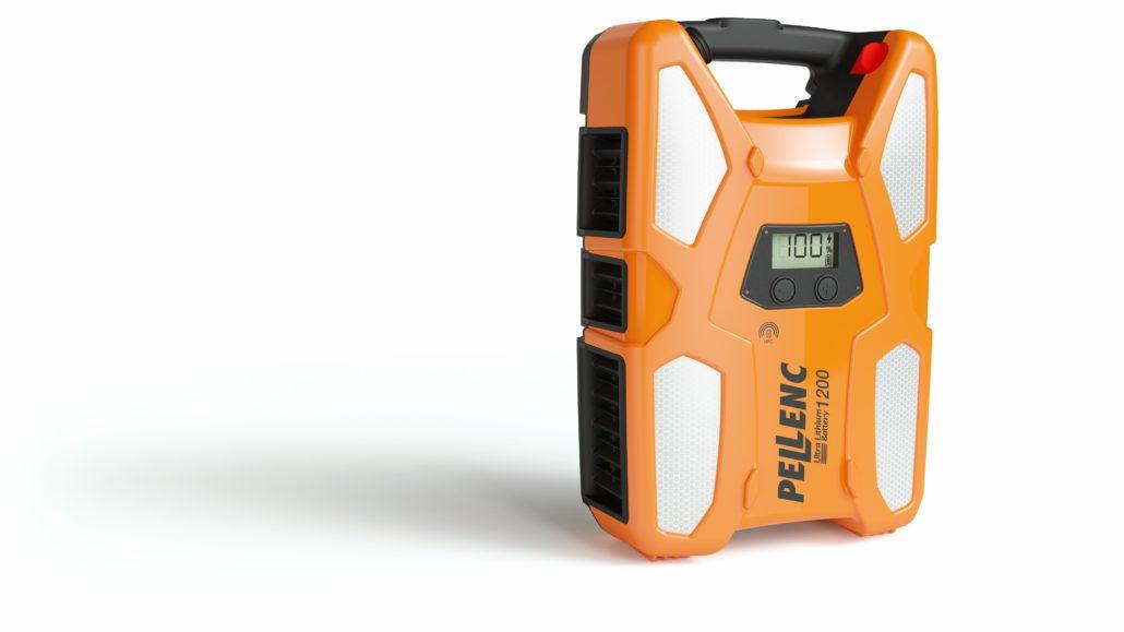 New Pellenc Battery & Harness