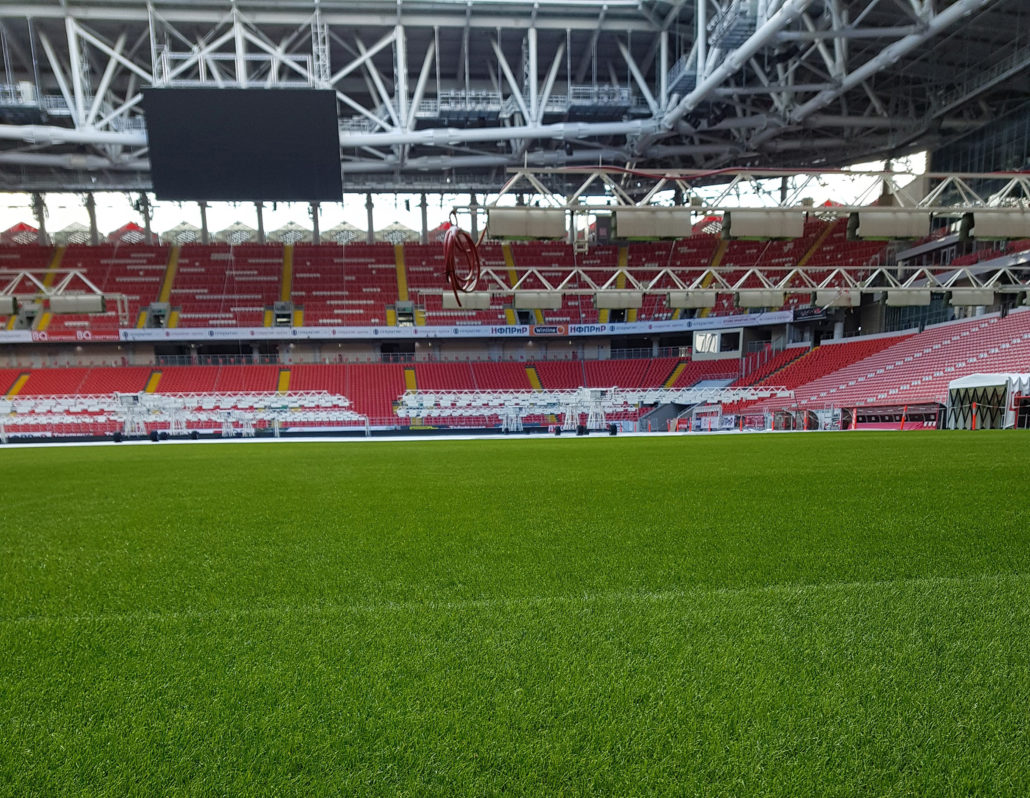 Fertilizers Enhance Pitches In Russia