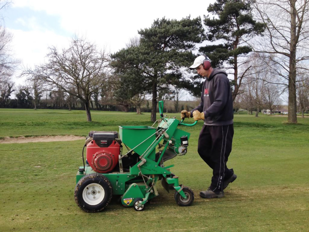Graden CSI Helps St Augustine's GC