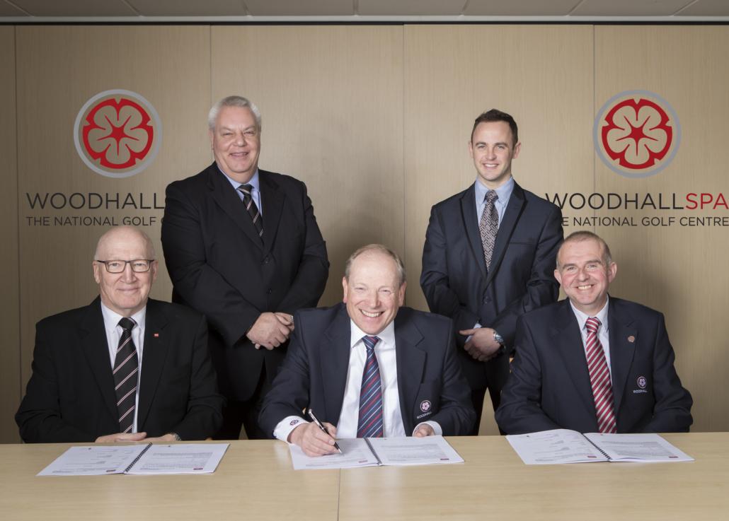Woodhall Spa Puts Trust In Toro