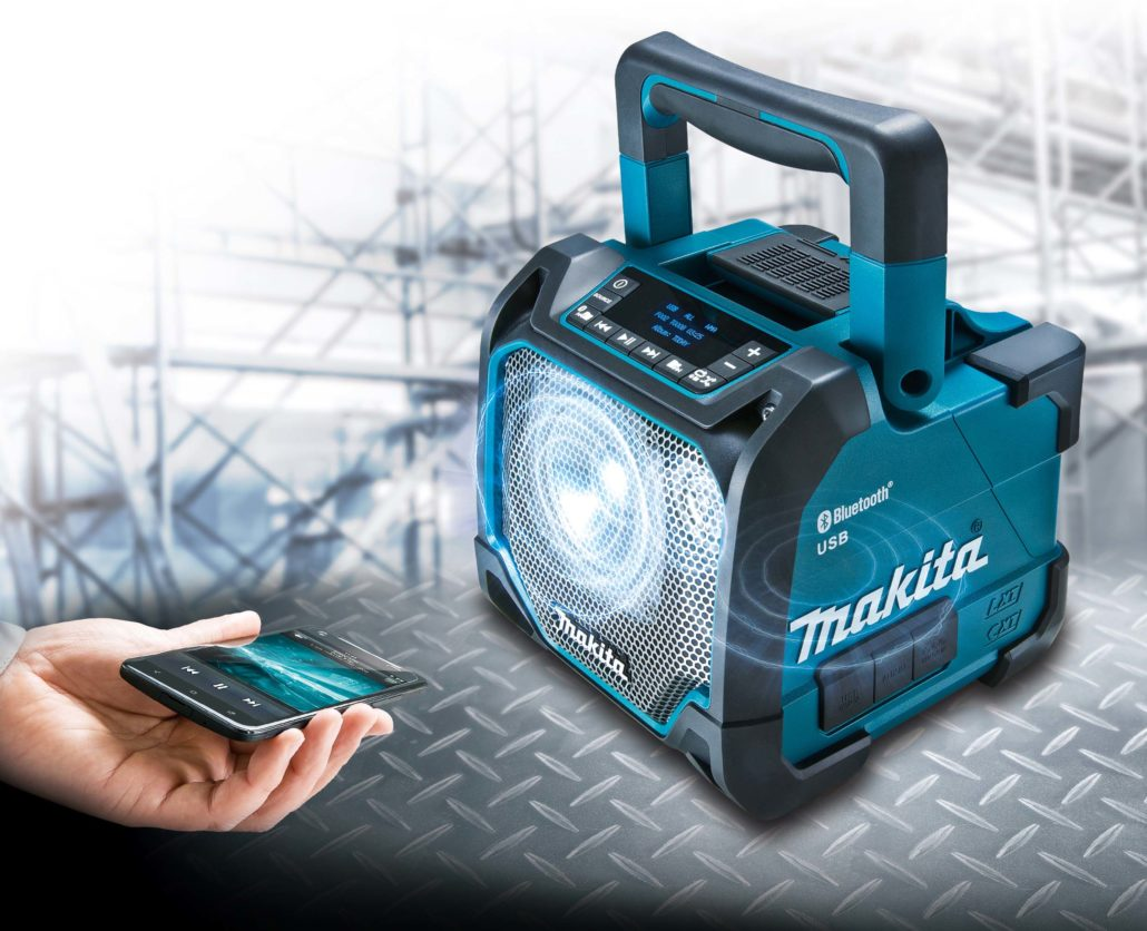Makita Speaker Gets Even Better