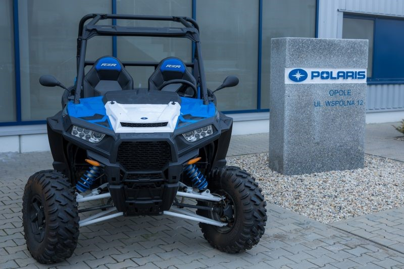 A Look At The Polaris Opole Factory
