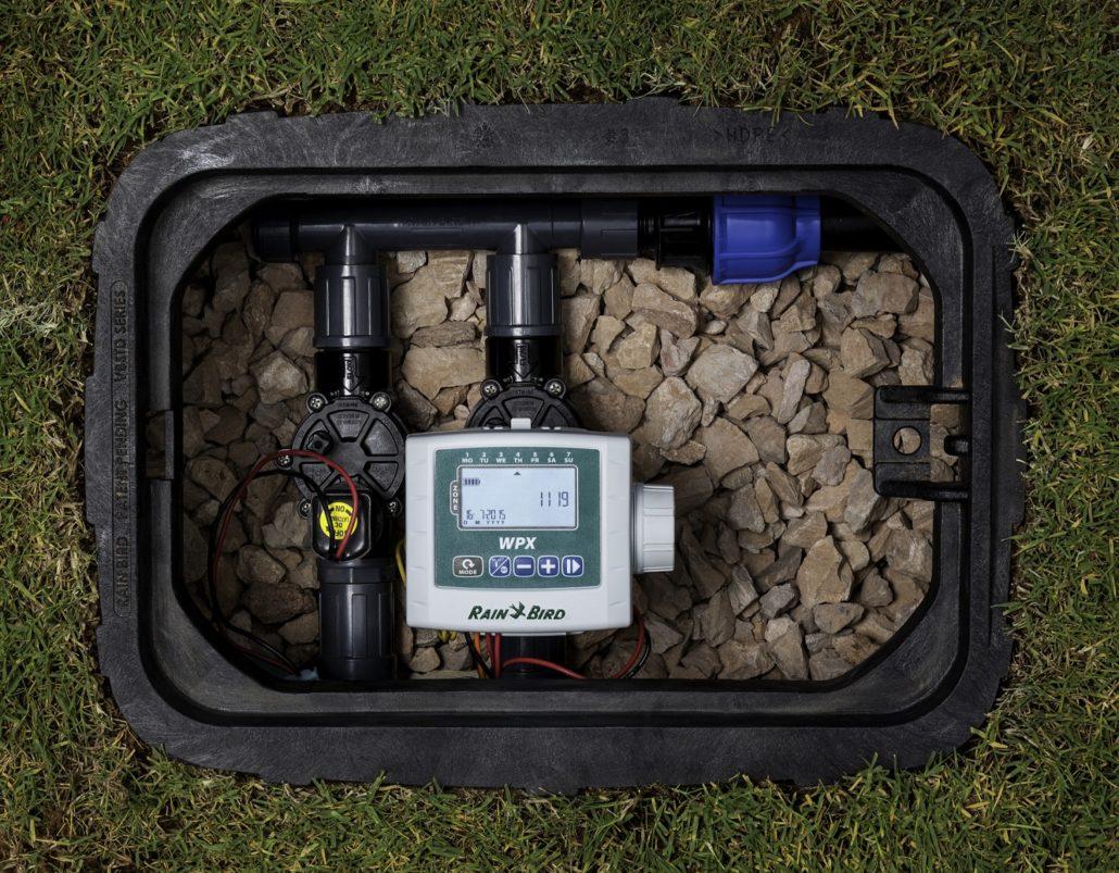 Versatile Battery Irrigation Controller