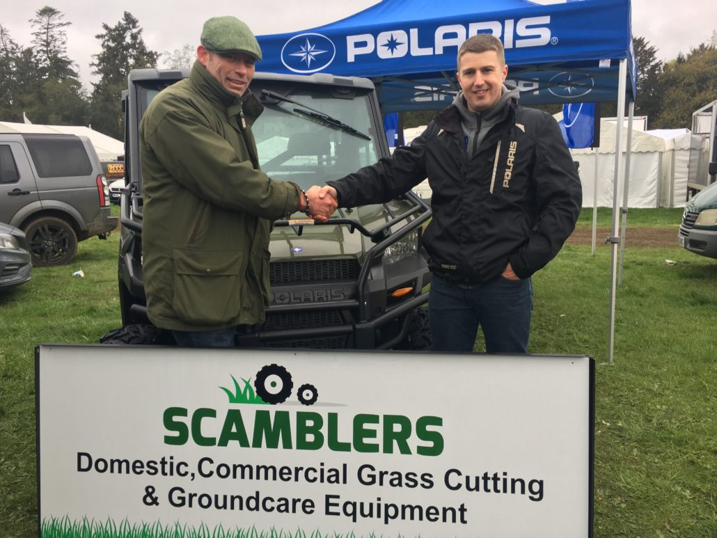 Scamblers Appointed New Polaris Dealers