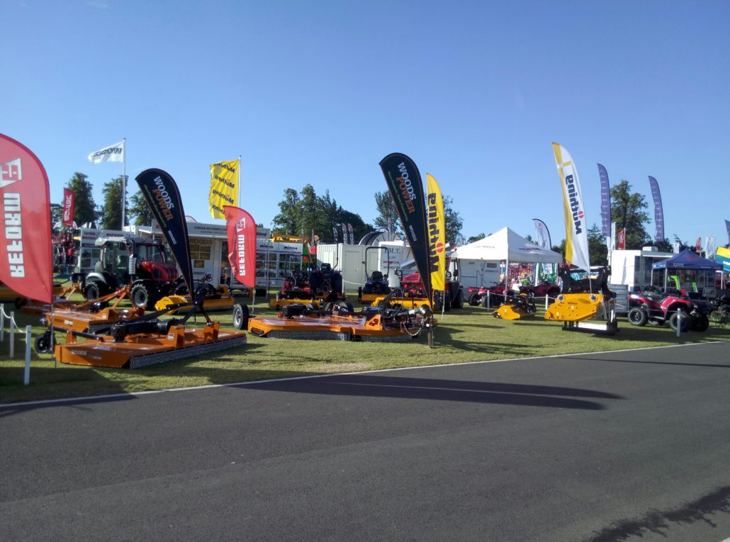 Highland Show Means Business