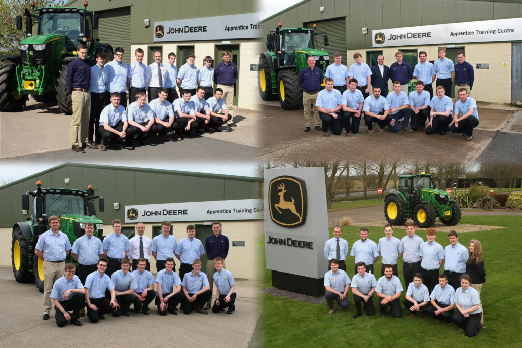 Training For Success At John Deere
