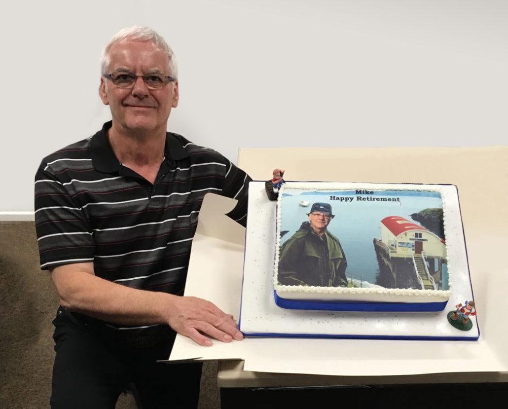Reesink's Mike Stephenson Retires