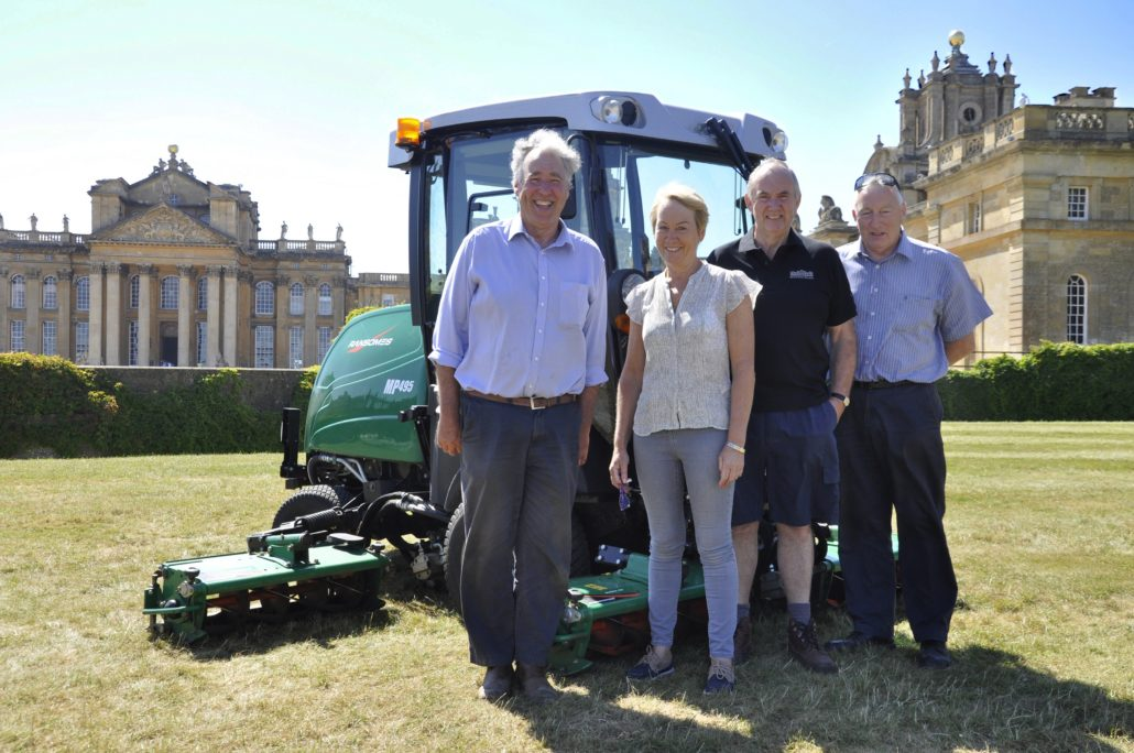 Palace Gardens Choose Ransomes