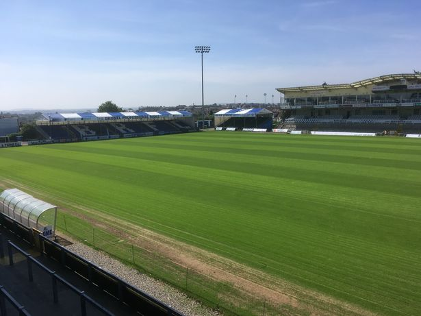 Bristol Rovers Pitch Renovations