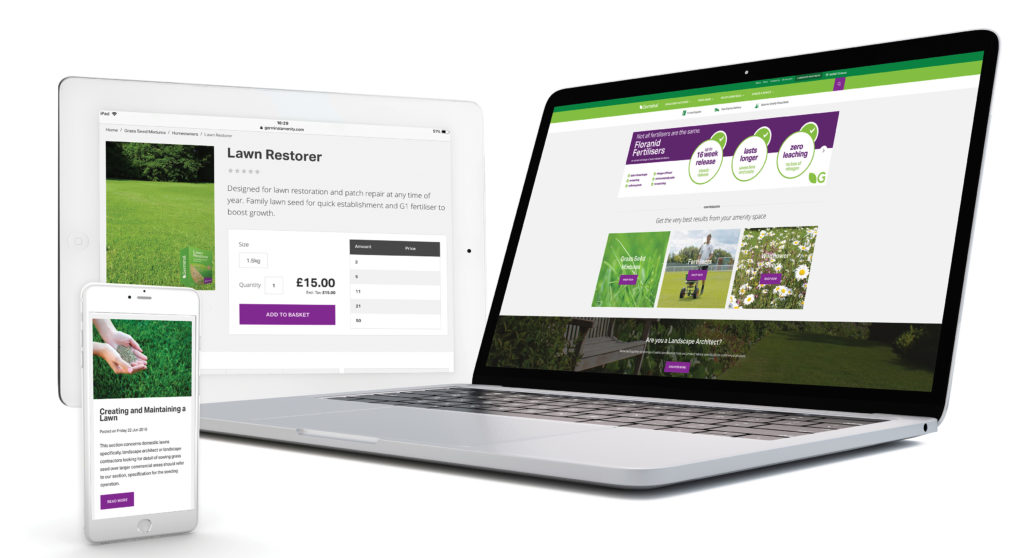 Germinal's New Amenity Website