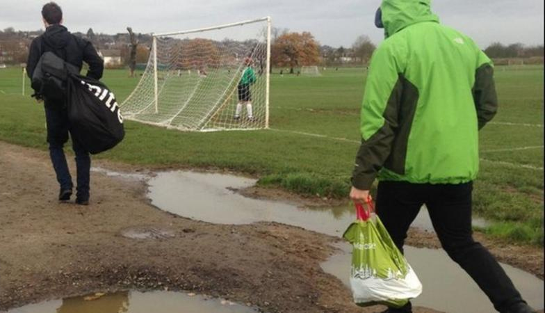 1 In 3 Grassroots Pitches Adequate
