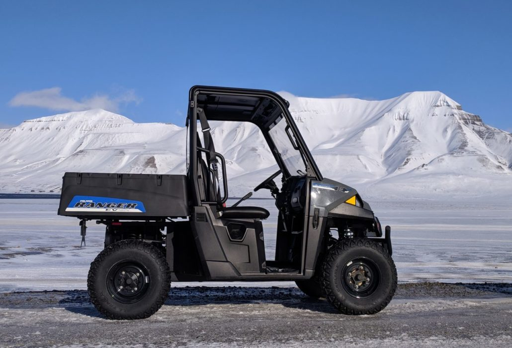 The most northern RANGER EV in the world?