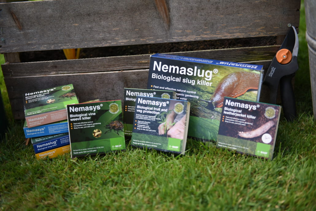 Only The Best Nematodes In Leading Products