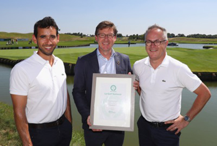 Le Golf National Remains GEO Certified