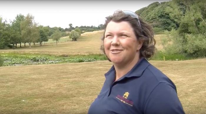 Wales' First Female Head Greenkeeper