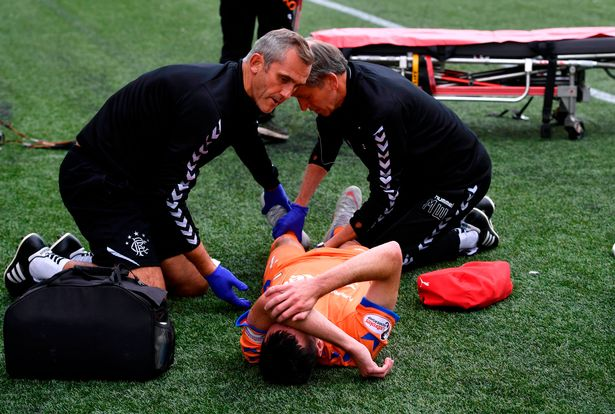 Plastic Pitch Blamed For Injury