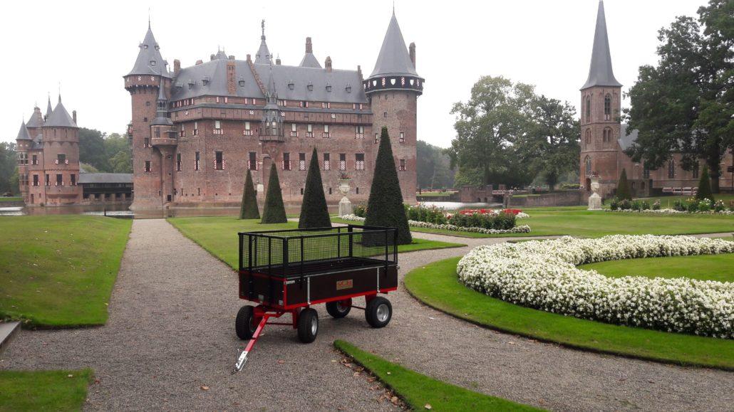 SCH Supply De Haar Castle