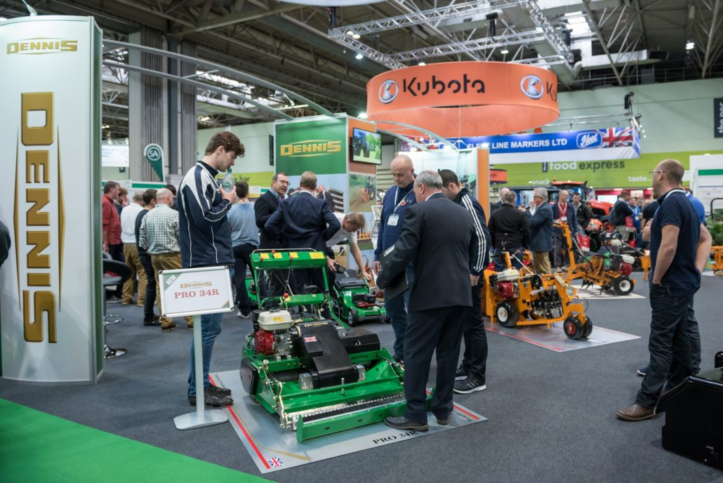 Dennis Technology At SALTEX 2018