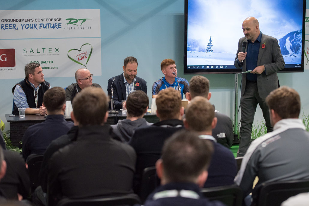 SALTEX Reveal Learning Live Details