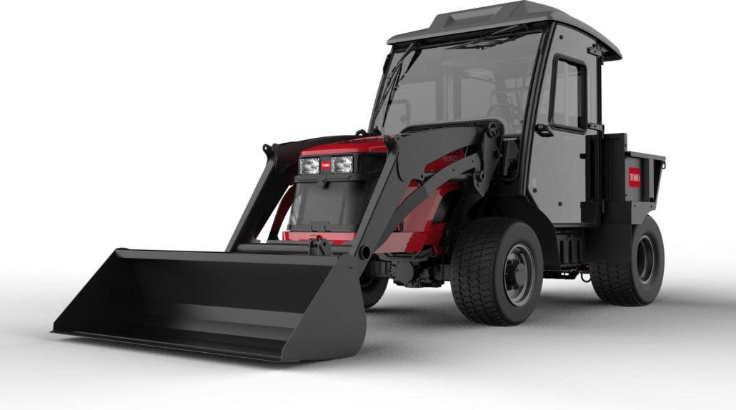New Toro Machines At SALTEX