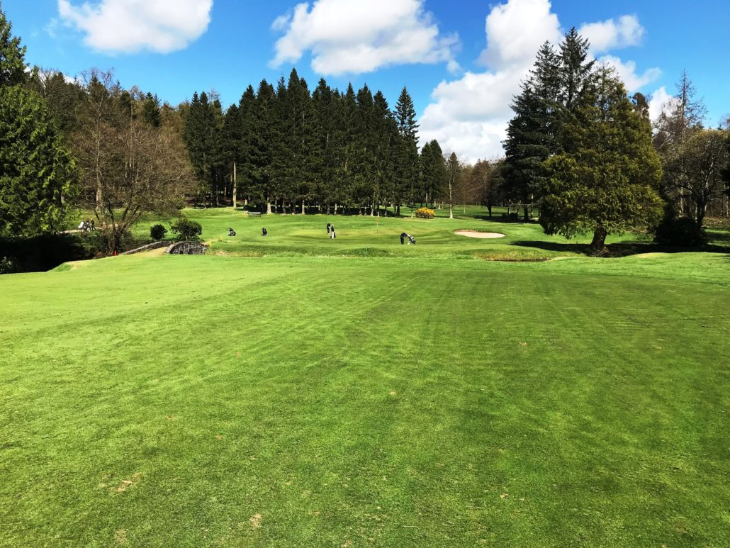 ICL Praised At Downfield GC