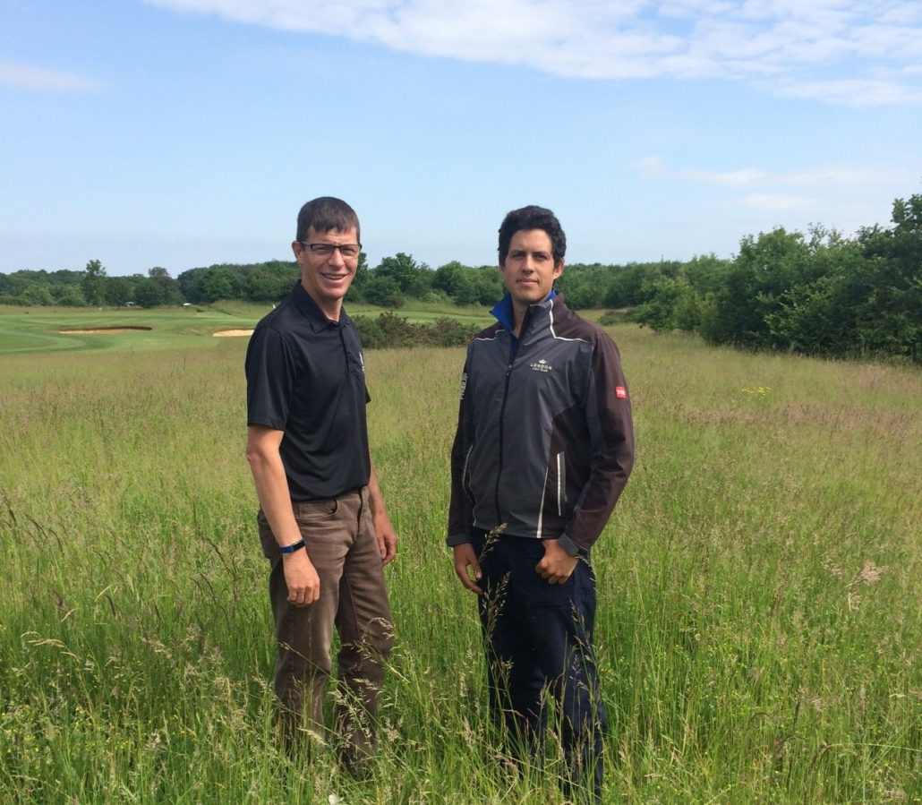 Greenkeeper's Anglo-Portugese Alliance